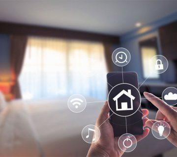سیستم مدیریت هوشمند تلویزیون و سینمای خانه