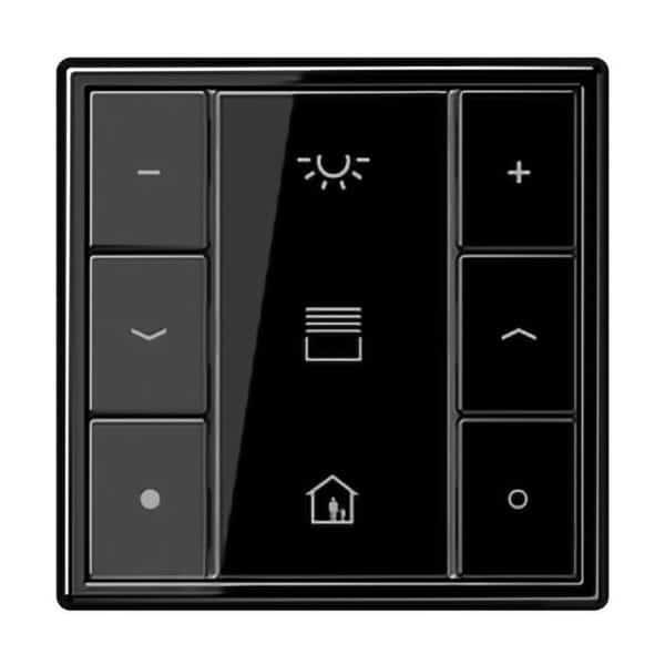 کلید هوشمند فشاری یونگ سیاه