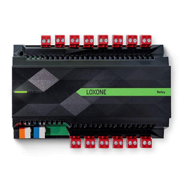Relay Extension loxone