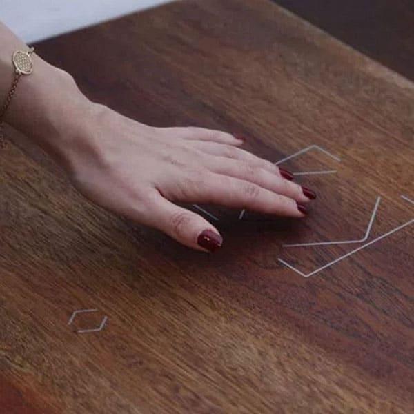 کلید لوکسون Touch Surface'